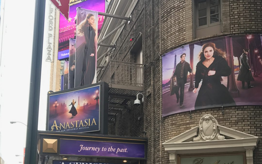Broadway in review: Anastasia