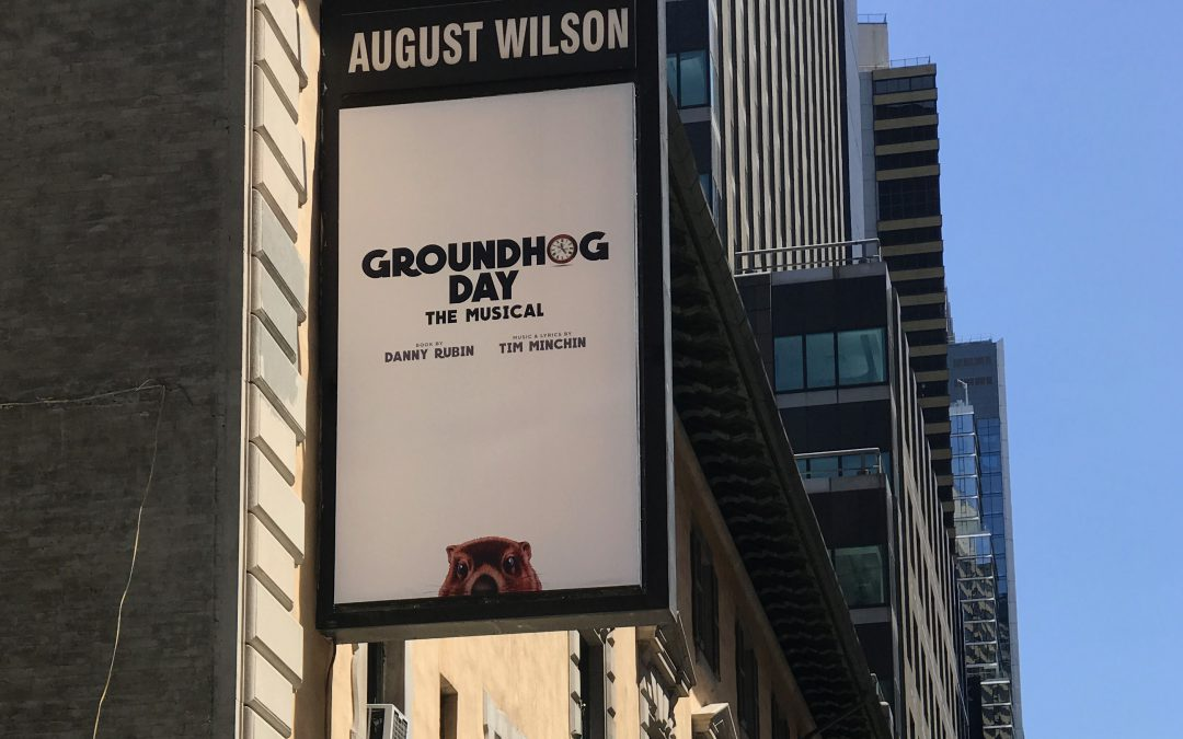 Broadway in review: Groundhog Day