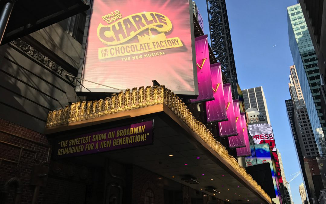 Broadway in review: Charlie and the Chocolate Factory