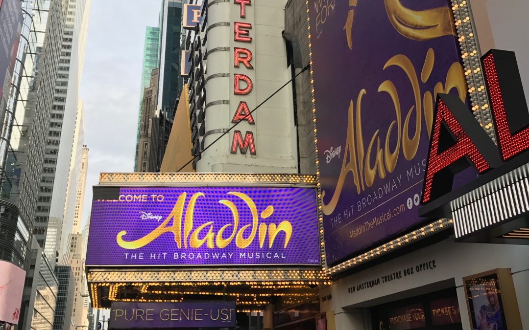 Broadway in review: Aladdin
