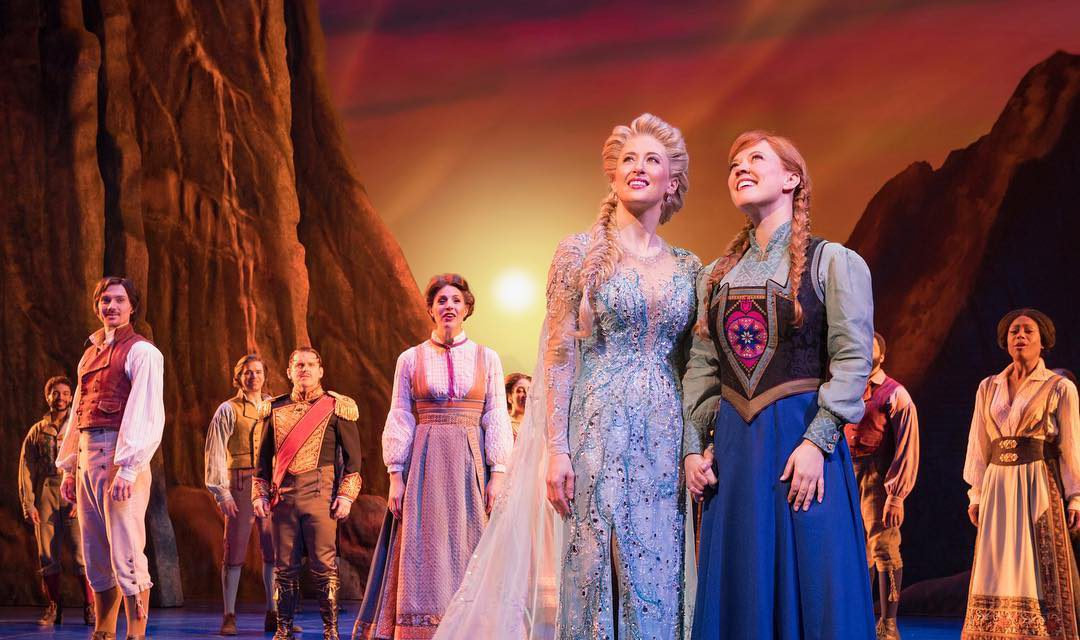 Broadway in review: Frozen