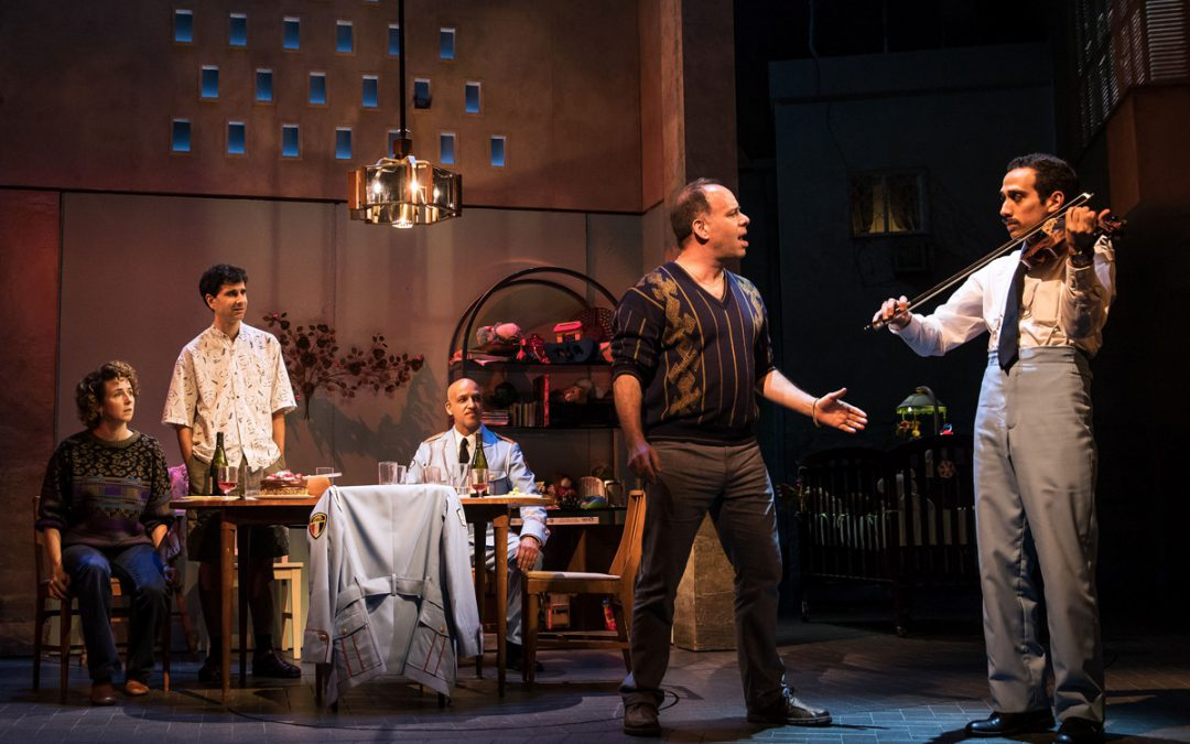 Broadway in review: The Band's Visit
