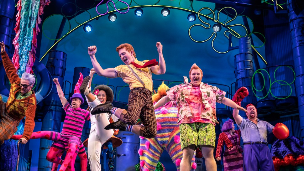 Broadway in review: SpongeBob SquarePants