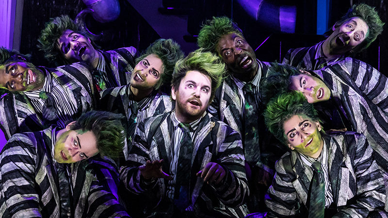 Broadway in review: Beetlejuice