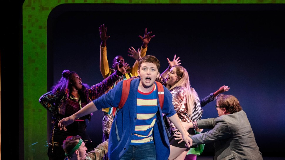Broadway in review: Be More Chill