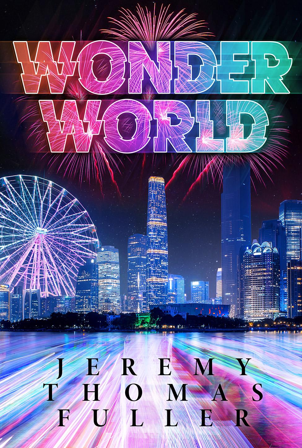 Wonder World cover